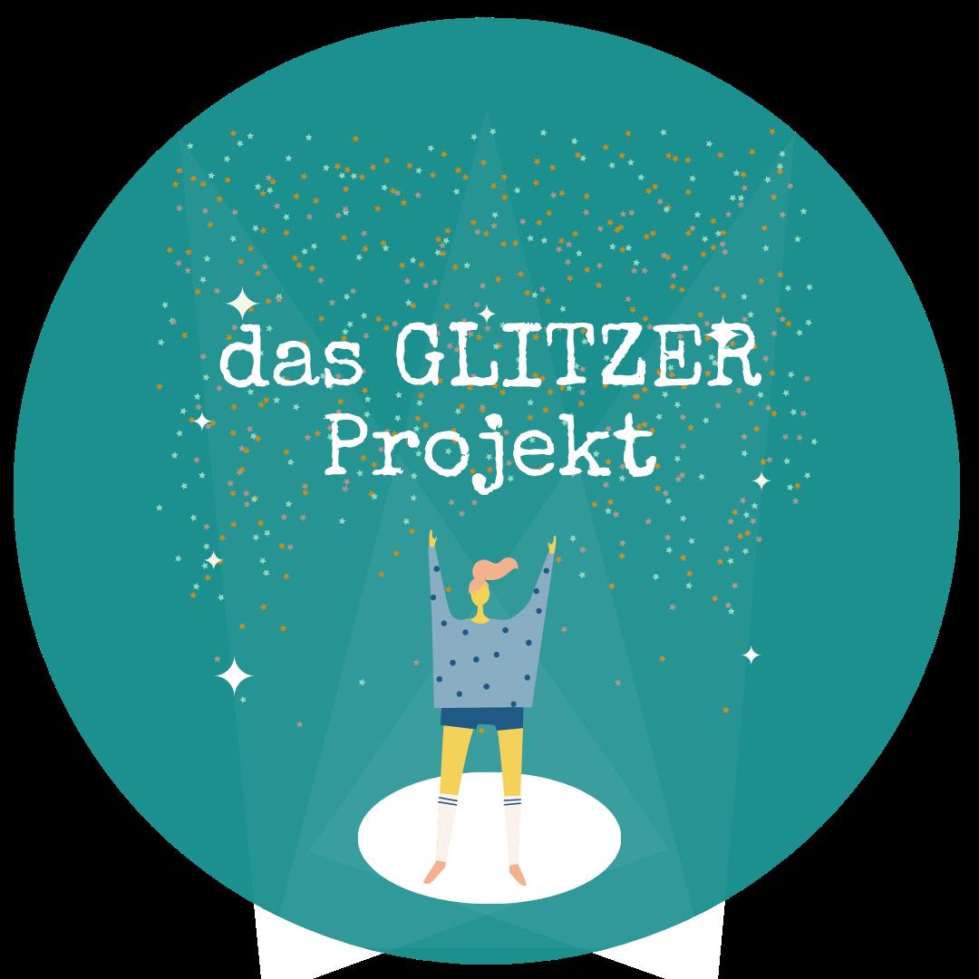 das Glitzerprojekt