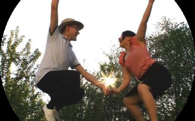 warum ich es wunderbar finde, Lindy Hop für Anfänger zu unterrichten
